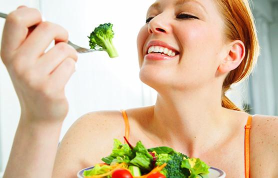 ăn-rau-xanh-không-ăn-thịt-để-giảm-cân