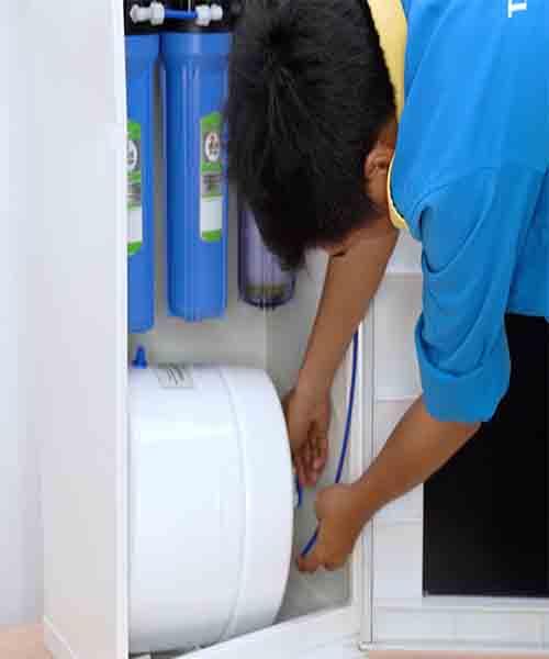Cách lắp đặt máy lọc nước kangaroo gia đình từ a-z
